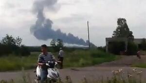 Malezya uçağı Donetskin 80 kilometre uzağına düştü