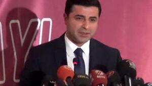 HDPnin Cumhurbaşkanı adayı Selahattin Demirtaş