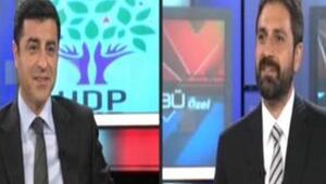 Selahattin Demirtaş Cumhurbaşkanı adaylığını açıkladı