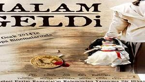 HALAM GELDİ