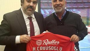 Başkan Çavuşoğlu Benficada