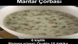 MANTAR ÇORBASI