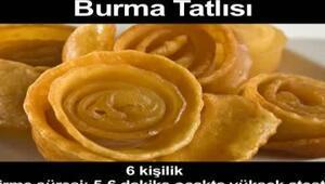 BURMA TATLISI
