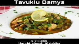 TAVUKLU BAMYA