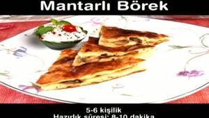 MANTARLI BÖREK