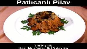 PATLICANLI PİLAV