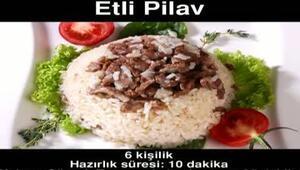ETLİ PİLAV