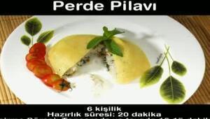 PERDE PİLAVI