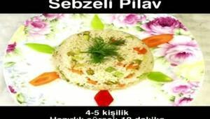 SEBZELİ PiLAV