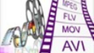 Video dosyalarını farklı formatlara dönüştürün