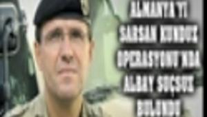 ALMAN ALBAY SUÇSUZ BULUNDU