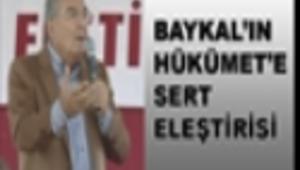 BAYKALDAN SERT ELEŞTİRİ