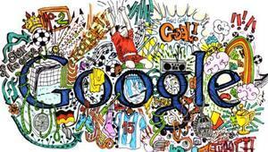 Googleın meşhur Doodlelarını keşfedin