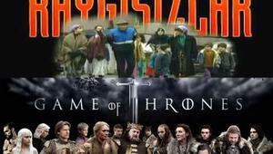 Kaygısızlar - Game of Thrones