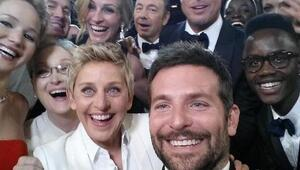 Oscarın Retweet Rekoru Kıran Selfie Fotoğrafı İşte Böyle Çekildi