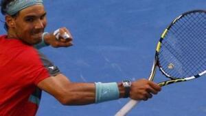 Nadal Üç Sette Turladı