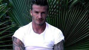 David Beckham ELLE Çekimlerinde