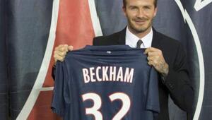 Beckham'dan Büyük Sponsorluk Vurgunu
