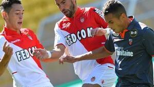 Monaco-Lorient (Ligue 1 2013/2014 5.Hafta)
