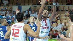 Türkiye Eurobaskete Mağlubiyetle Başladı