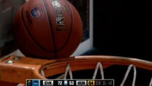 Basket Topu Potada Sıkışırsa