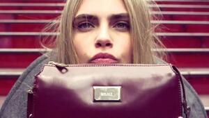 Cara Delevingne DKNY Sonbahar 2013