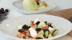 Çoban ve Yunan Salataları