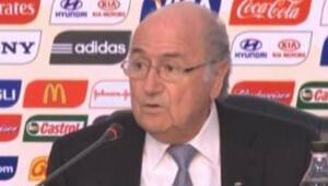 Blatter, Dünya Kupası İçin Umutlu