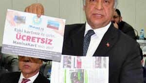 AK Partili Doğan: Her yerde bedava, İzmirde parayla