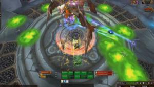 Wow Mist of Pandaria Ji-Kun 10 Man Taktikleri