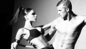 Beckham Çiftinden Objektif Karşısında Aşk