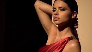 Ünlü Model Adriana Lima İle Moda Çekimi