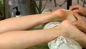 Ayak Ve Bacak Masajı