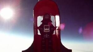 Uzaya Gönderilen Oyuncak Robot