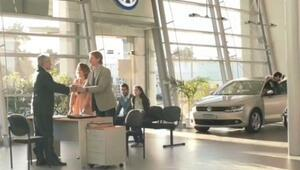 Volkswagen'de Evlenmek