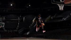 Yavaş Çekimde Basketbol Olur mu