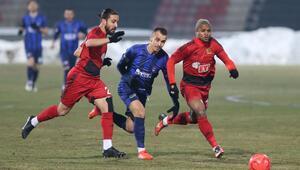 Büyükşehir Gaziantepspor: 0 - Eskişehirspor: 1