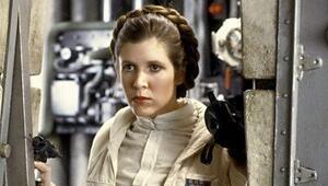 Carrie Fisher öldü mü Star Wars oyuncusu Carrie Fisher kimdir