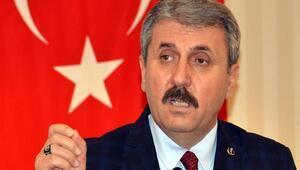 Destici: Suriyede PYDnin varlığına müsade edilirse PKK bitmez
