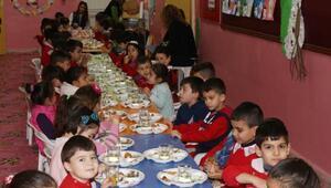 Beslenme Dostu Okul seçildi