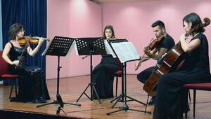 Uludağ Yaylı Çalgılar Dörtlüsü konseri