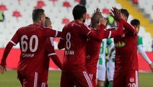 Sivasspor 3-1 Yeni Amasyaspor