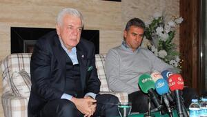 Bursaspor Başkan Ali Ay: İstikrardan yanayım