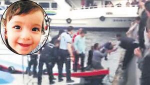 Bebeği iskeleden denize düşmüştü Anneye akılalmaz suçlama