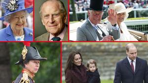 Kraliçe II. Elizabeth torunlarını utandırdı