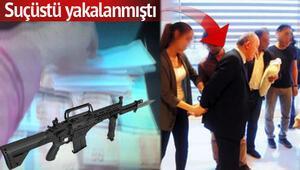 Milli Piyade Tüfeğinin bilgilerini satarken yakalanmıştı İşte cezası