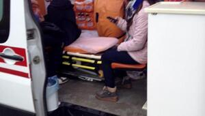 Osmaniyede öğrenci servisi kaza yaptı: 20 yaralı