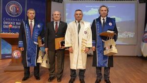 ÇOMÜ'de Akademik Teşvik Ödeneği Onur Töreni gerçekleştirildi