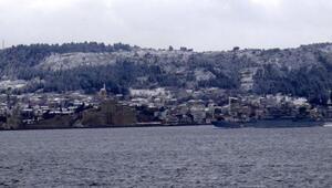 Rus Savaş gemisi Çanakkaleden geçti