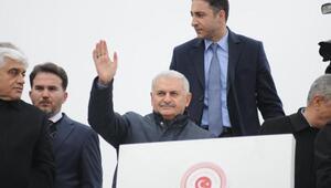 Başbakan Yıldırım: Suriyede ve Türkiyedeki teröristlerin hepsini yok edeceğiz